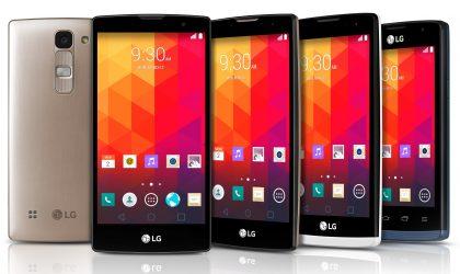 LG Unveils Four New Budget, Mid-range Smartphones — Magna, Spirit, Leon and Joy