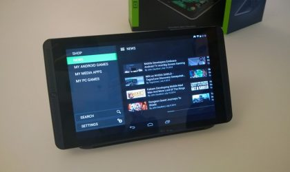 Nvidia Shield Tablet Update 2.2 arives, adds more streamed games to the list