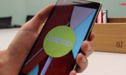 OnePlus One Android 5.0 Lollipop update teased on YouTube