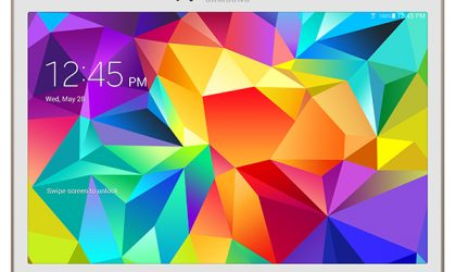 Samsung already working on second-generation Galaxy Tab S tablets