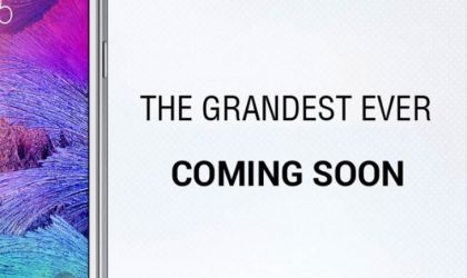 Samsung Galaxy Grand 3 Teased, Coming Soon to India