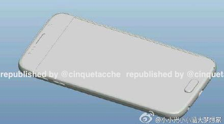 Is this the real Galaxy S6 design?