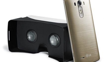 VR for G3: LG to giveaway plastic version of Google Cardboard to G3 buyers