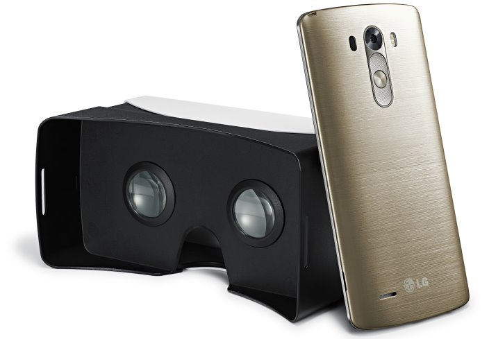 VR for G3: LG to giveaway plastic version of Google