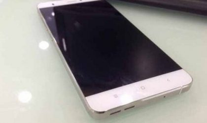 Bezel less Xiaomi phone spotted, could be Mi5
