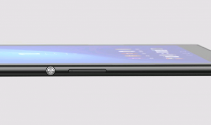 Xperia Z4 Tablet accidentally revealed by Sony, features 2K display