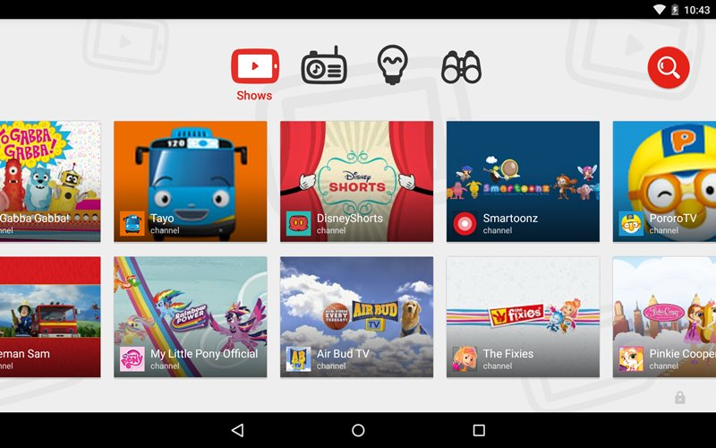 Download Youtube Kids Apk V 1 05 5