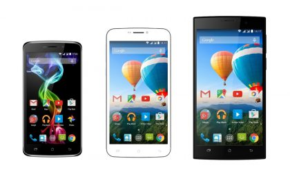 Archos to launch four new smartphones at MWC 2015
