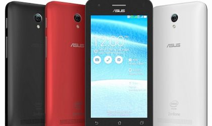 Asus Zenfone C launched in India for INR 5,999 ($96)