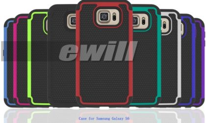 New Galaxy S6 cases leak, confirm what we already know!