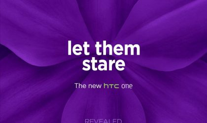"HTC UK Confirms ""New HTC One"" Unveiling for March 1"