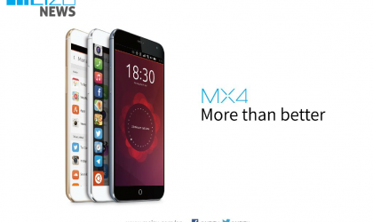 Meizu to announce Ubuntu powered MX4 variant at MWC 2015