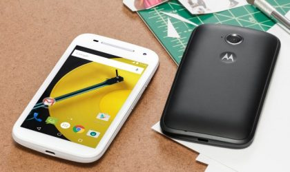 Motorola unveils Moto E 2015, comes with an LTE variant