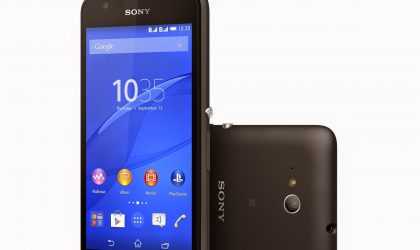 Xperia E4 gets LTE Connectivity, evolves into the Xperia E4g