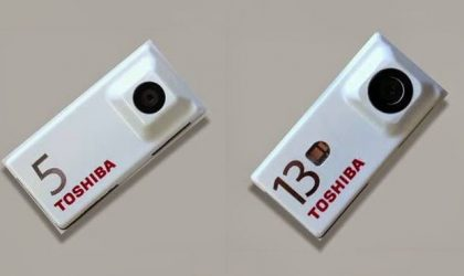 [Video] Toshiba exhibits swappable 5MP and 13MP camera modules for Project Ara