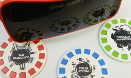 [Video] Virtual Reality gets a new definition with Google and Mattel's View-Master