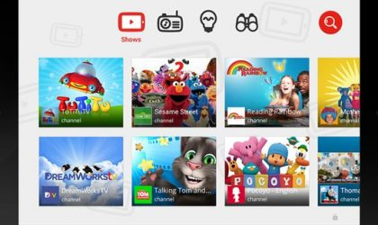 YouTube Kids app for Android coming on February 23