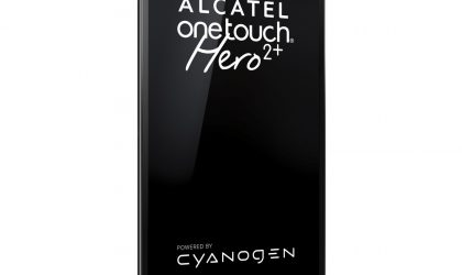 Alcatel OneTouch unveils Hero2+ with 6-inch display and Cyanogen OS