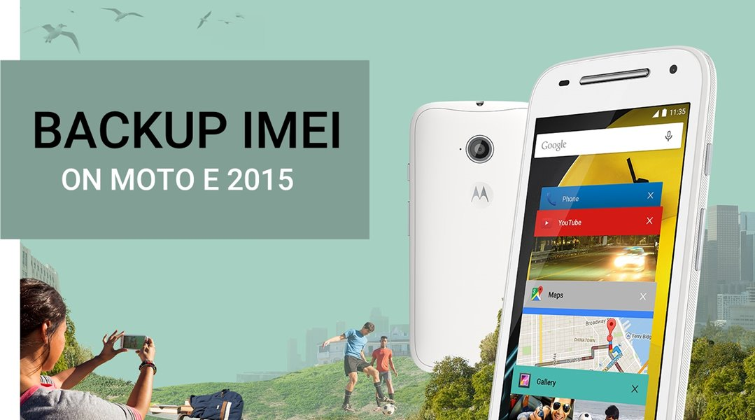 How to find imei number in moto e4