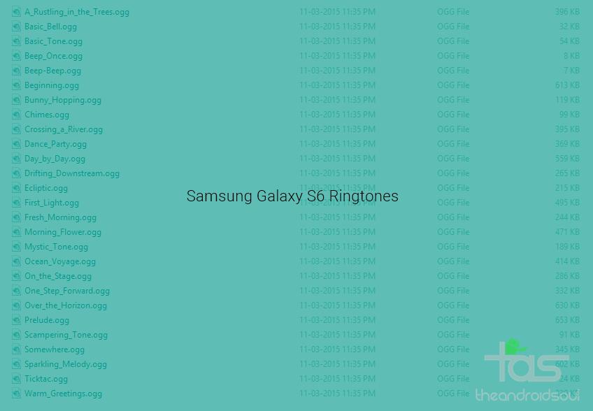 samsung galaxy s6 edge plus ringtones free download