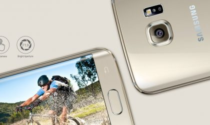 Are you a camera buff? Take a look at the Galaxy S6's Pro mode