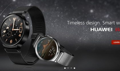 Huawei Watch is official, release date and pricing details available