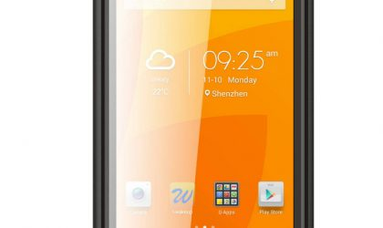 Karbonn Platinum P9 phone with quad-core processor and 1GB RAM launched for INR 8,899