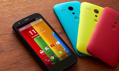 1st Gen. Moto E gets Android 5.1 update with CyanogenMod 12.1 ROM, get flashing
