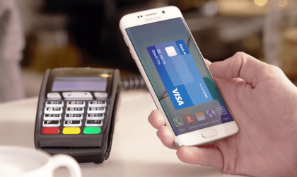 No Samsung Pay App on your Galaxy S6 or S6 Edge? Well, that's because it hasn't released yet