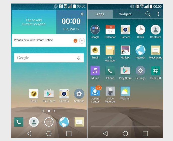 Install lollipop for t-mobile lg g3 right now.