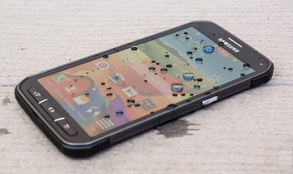 Looking for a waterproof, dustproof Galaxy S6? You may just have to wait until May