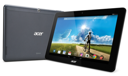 Acer Iconia Tab 10 with Full HD Display Launched for $249