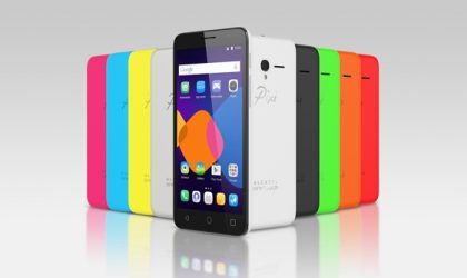 MWC 2015: Alcatel announces Pixi 3 Smartphones and Tablets