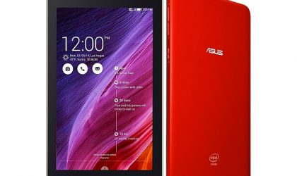 Asus Releases Fonepad 7 and MeMO Pad 8 in India via Flipkart