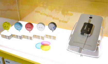 Asus Announces ZenFlash Xenon Flash and LolliFlash Dual Tone Flash Accessories