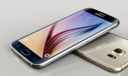 Another variant of the S6 Galaxy surfaces, can support two sims