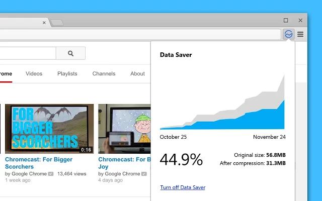 google data saver