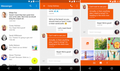 Google's Messenger App Update Adds Animated GIF Support and Other Enhancements
