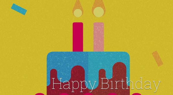 Google Play 3rd Birthday