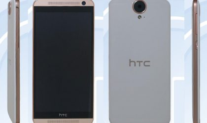 HTC One E9 images and key details leaked ahead of official announcement