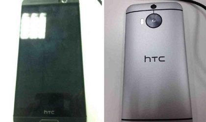 HTC One M9+ with MediaTek SoC to Go Official in Late March or Early April