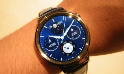 Huawei Watch Pricing Leaks Tipping Cheaper Price Tag Than Apple Watch