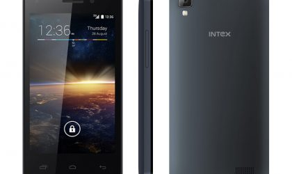 Intex Aqua N7 low-end budget Android phone launched in India, priced INR 3,990