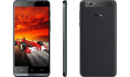 Intex Aqua Xtreme V with 16 GB Storage Launched for Rs 11,290