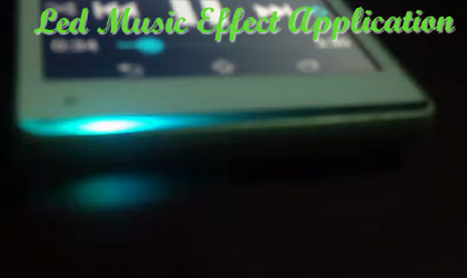 [Root] LED Music Effects app can turn your device into a musical light show