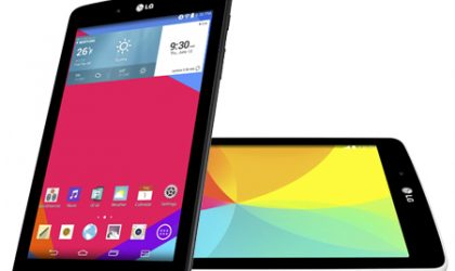 LG G Pad 8.0 V480 Receives Android 5.0 Lollipop Update, But Only in Korea