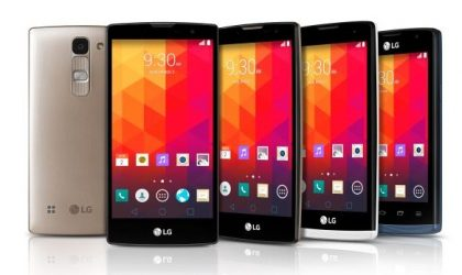 LG Magna, Spirit, Leon and Joy Global Rollout Debuts