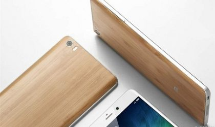 Xiaomi Mi Note Natural Bamboo Edition Launched, Sale Debuts on March 24