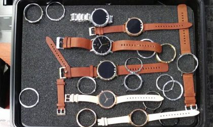 Lenovo CEO Revealed Alleged Images of Moto 360 Sequel