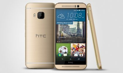 HTC One M9 64GB variant will be launched later this year